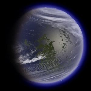 Терраформированная Луна
