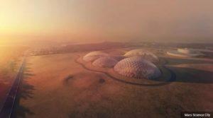 Популярная механика — жизнь на Марсе: как могут выглядеть будущие колонии на Красной планете